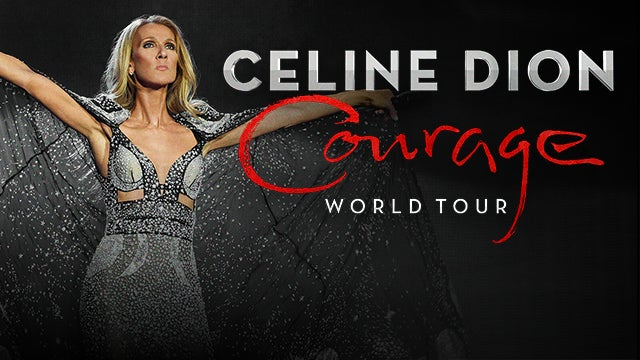 Image result for celine dion tour raleigh nc
