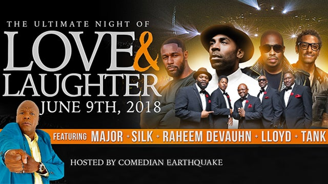 The Ultimate Night of Love & Laughter