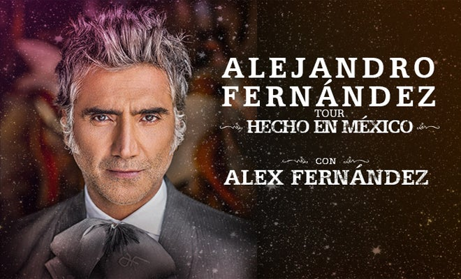 More Info for Alejandro Fernández