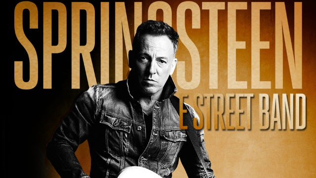 Bruce Springsteen and the E Street Band