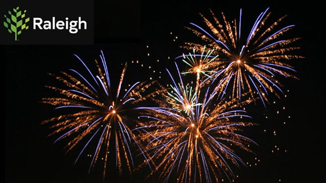 City of Raleigh - 4th of July Fireworks Display | PNC Arena