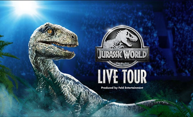 More Info for Jurassic World Live