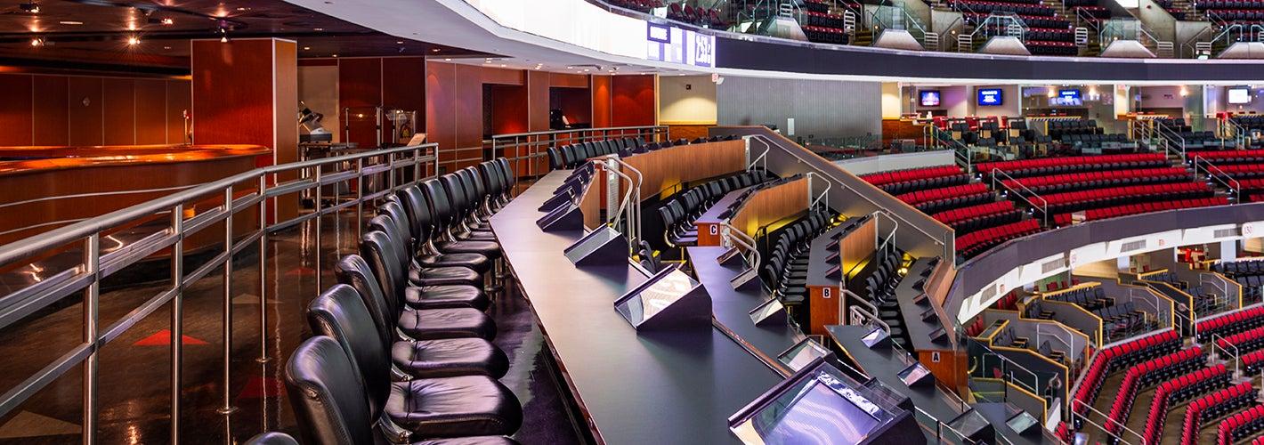 Image result for PNC Arena ledge lounge