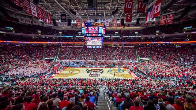 Nc State Vs Loyola Chicago Pnc Arena