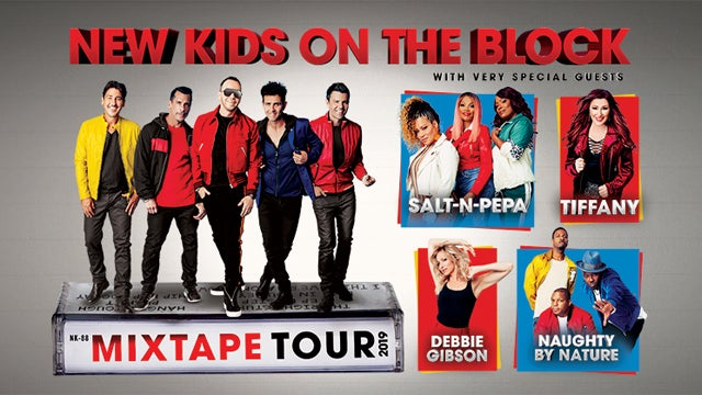 NKOTB: The Mixtape Tour