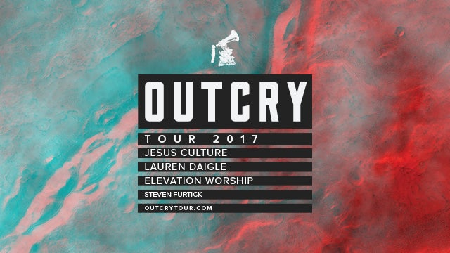 Outcry Tour  April