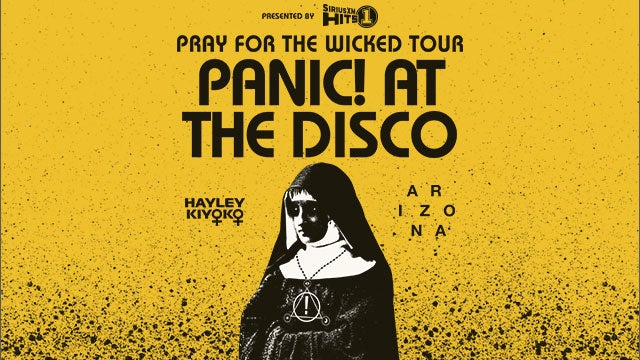 Panic at the disco pnc arena panic at the disco at pnc arena july 28 m4hsunfo