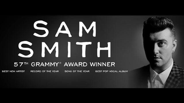 Sam Smith Pnc Arena