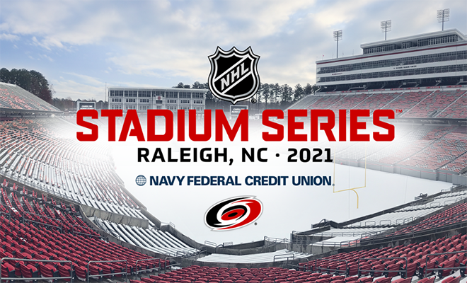 More Info for 2021 Navy Federal Credit Union NHL Stadium Series™