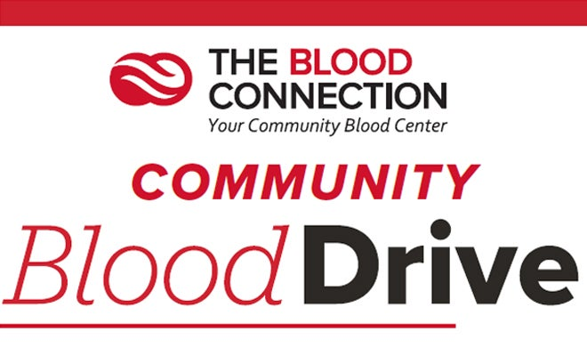 More Info for The Blood Connection - Community Blood Drive