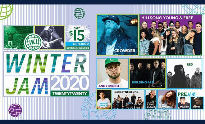 More Info for Winter Jam 2020
